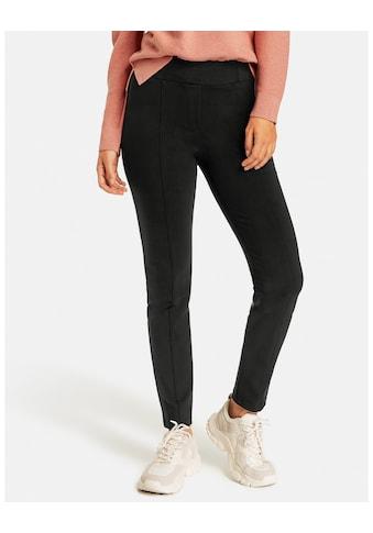 GERRY WEBER Schlupfhose »Hose mit Gummibund« kaufen