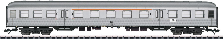 Märklin Personenwagen Nahverkehrswagen 1./2. Klasse (ABnrzb 704) - 43898, Spur H0