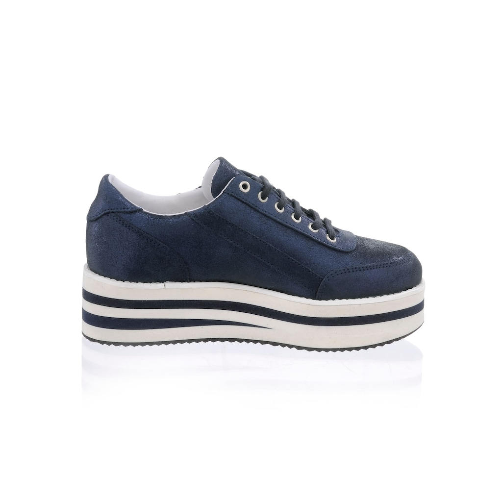 Alba Moda Sneaker mit hoher Plateausohle