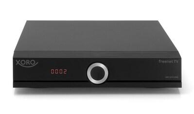 Xoro DVB - T2 - TWIN - Receiver freenet TV PVR - ready »HRT 8772 HDD h« kaufen