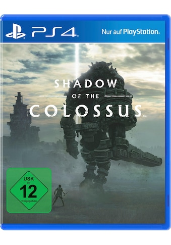 Shadow of Colossus PlayStation 4 kaufen