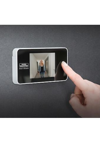 BURG WÄCHTER Türspion »Elektronischer Türspion, Door eGuard DG 8100«, 105 Grad Sichtwinkel kaufen