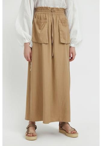 Finn Flare Sommerrock, mit aufgesetzen Taschen kaufen