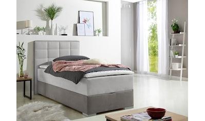 Maintal Boxspringbett, mit Bettkasten und Topper kaufen