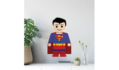 Wall-Art Wandtattoo »Spielfigur Superheld Superman« kaufen