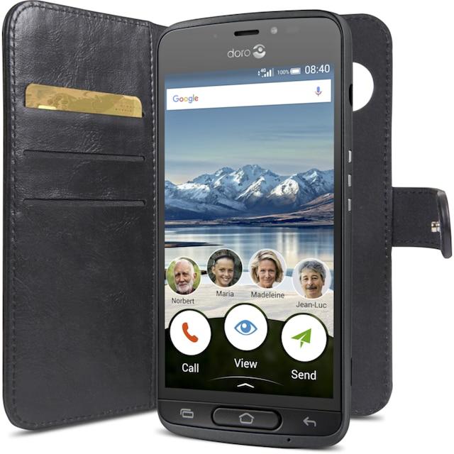 Doro Handytasche »Wallet Case für 8040«