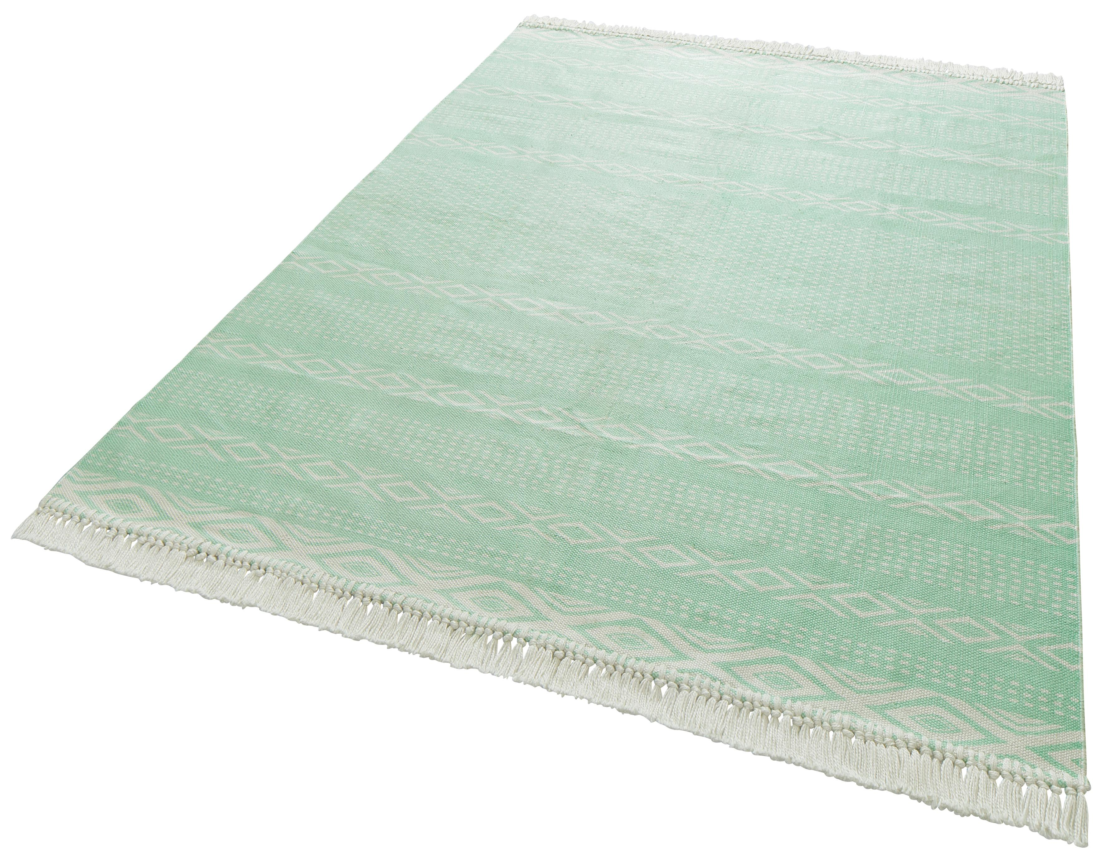 Teppich Hatice andas rechteckig Höhe 3 mm gedruckt