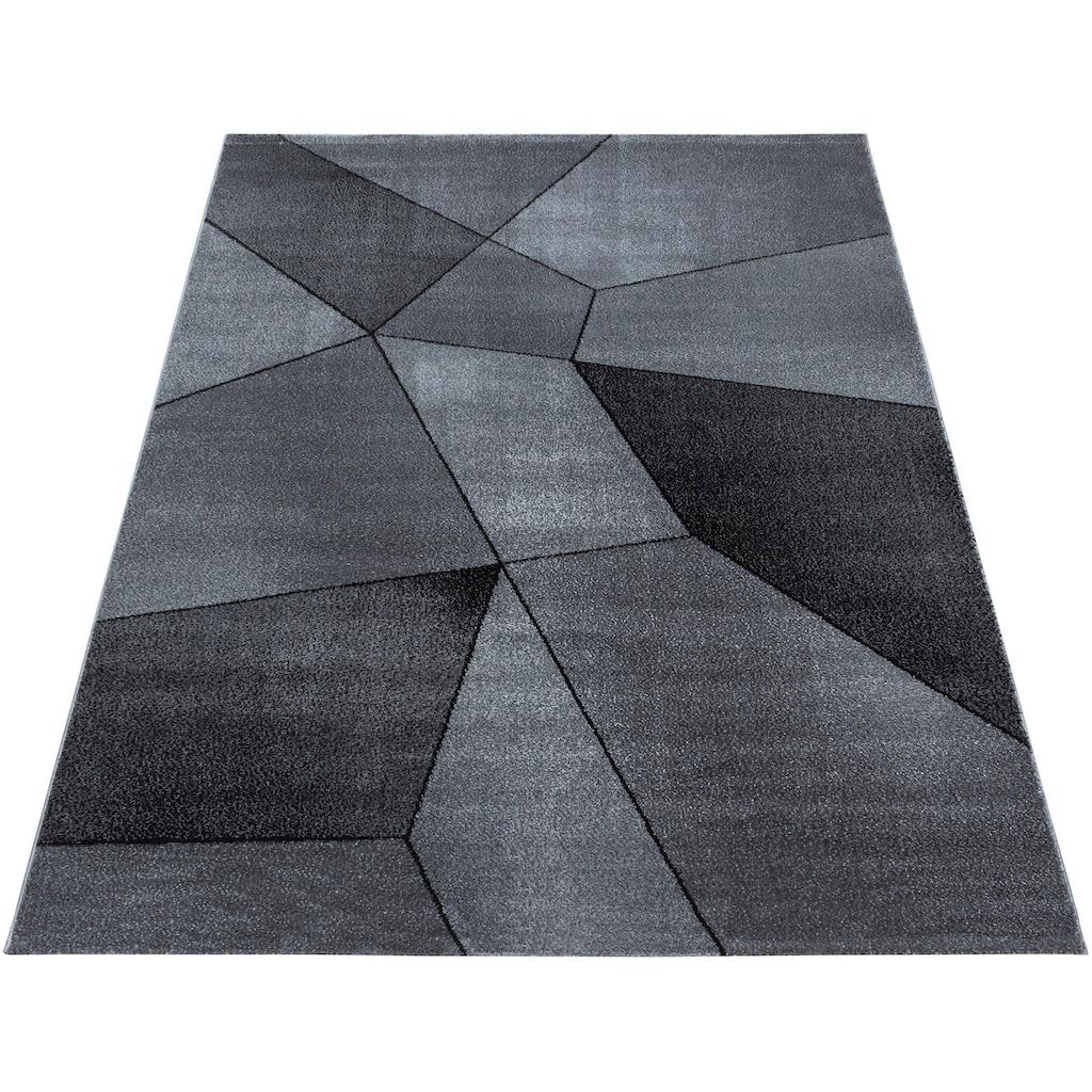 Ayyildiz Teppich »Beta 1120«, rechteckig, 11 mm Höhe, Kurzflor, Wohnzimmer