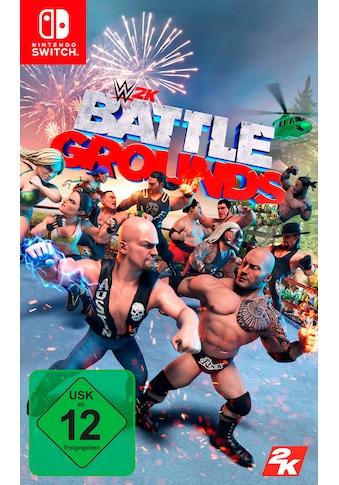 WWE 2K Battlegrounds Nintendo Switch kaufen