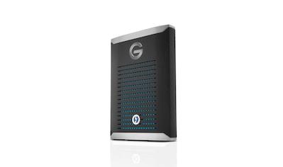 G-Technology externe SSD »Übertragungsgeschwindigkeit: bis zu 2800MB/s«, G-DRIVE mobile Pro SSD 2 TB kaufen