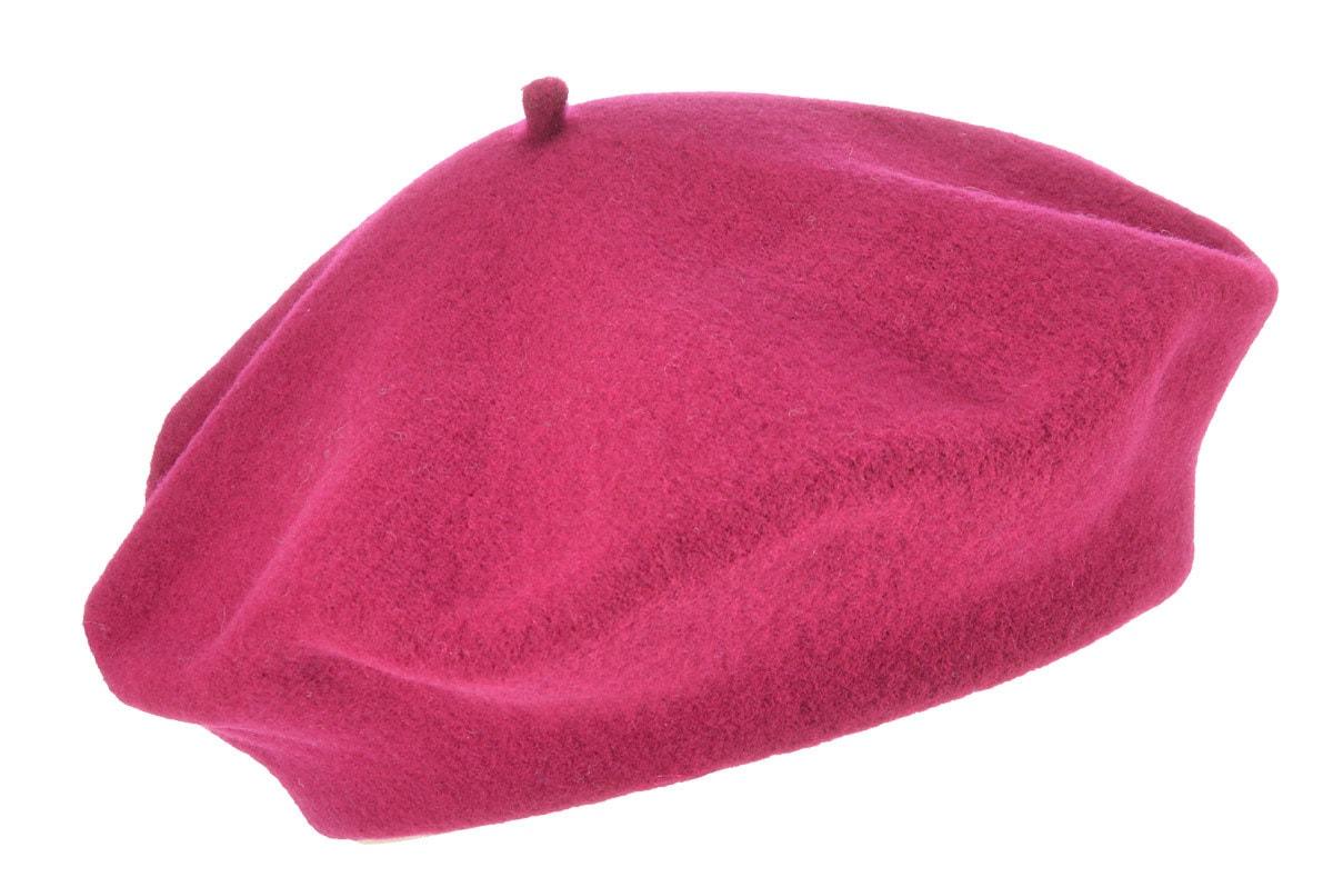seeberger -  Fleecemütze Baskenmütze 4329-0