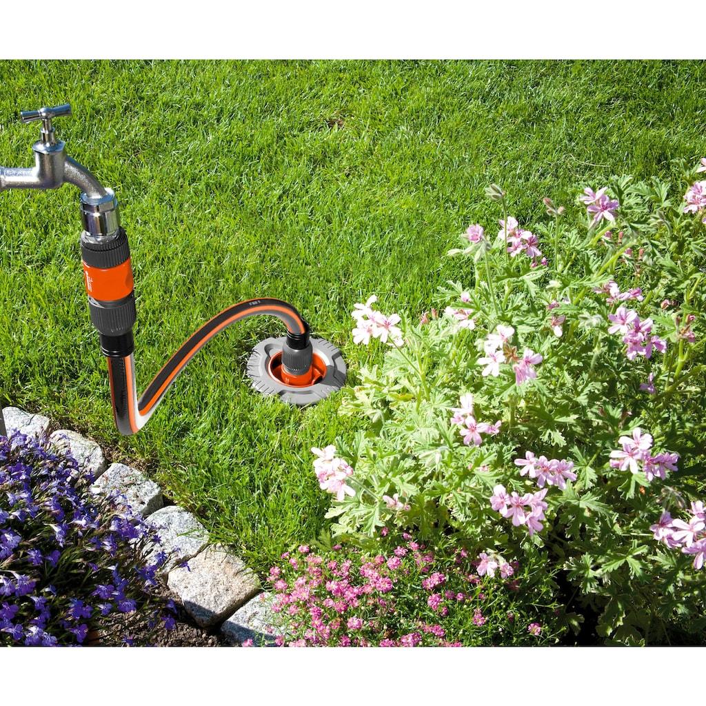 GARDENA Bewässerungssystem »Sprinklersystem, 02713-20«, Anschlussgarnitur Komplettset