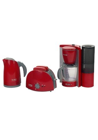 Klein Kinder-Küchenset »BOSCH-Frühstücks-Set (3tlg.)«, (Set, 3 tlg.), mit Wassereinfüllmöglichkeit kaufen