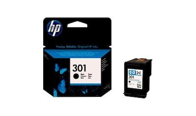 HP »hp NR.301 , original, CH561EE, SCHWARZ« Tintenpatrone kaufen