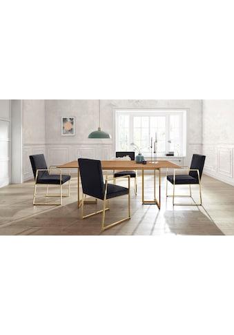 Guido Maria Kretschmer Home&Living Stuhl »Kiarwei«, im 2er Set kaufen