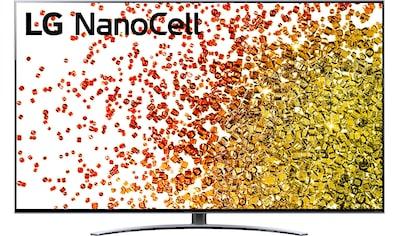 "LG LCD-LED Fernseher »65NANO889PB«, 164 cm/65 "", 4K Ultra HD, Smart-TV, (bis zu... kaufen"