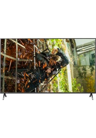 Panasonic TX - 43HXW904 LED - Fernseher (108 cm / (43 Zoll), 4K Ultra HD, Smart - TV kaufen