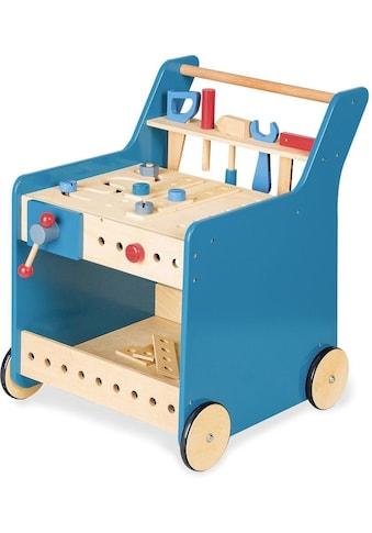 """Pinolino® Werkbank """"Kalle, blau"""" kaufen"""