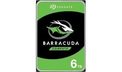Seagate »BarraCuda« HDD - Desktop - Festplatte 3,5 '' kaufen
