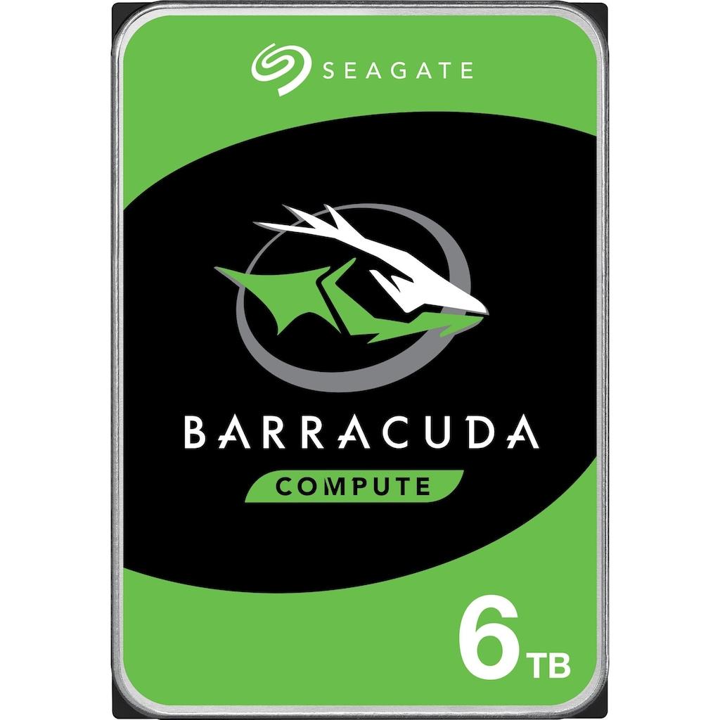Seagate HDD-Desktop-Festplatte »BarraCuda«, Bulk