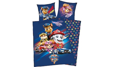 PAW PATROL Kinderbettwäsche »Paw Patrol«, mit tollem Paw Patrol Motiv kaufen