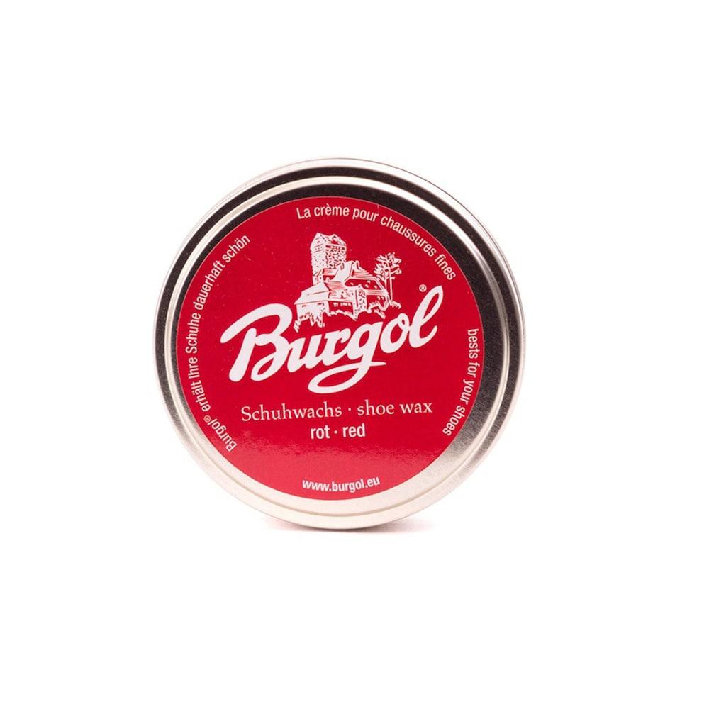 Burgol Schuhcreme »Burgol Schuhcreme«, Imprägniert Leder und verleiht Glanz