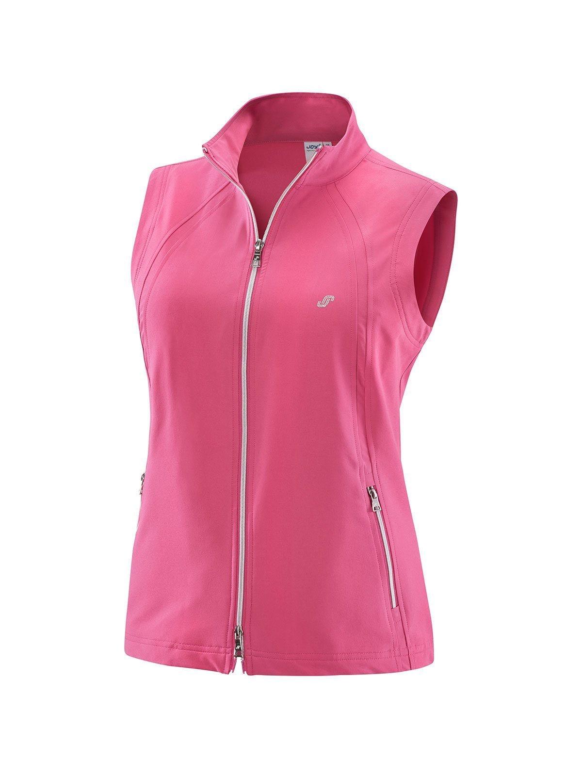 Joy Sportswear Funktionsweste EMMA | Sportbekleidung > Sportwesten > Funktionswesten | Rosa | Joy Sportswear