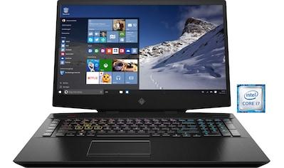 OMEN 17 - cb0261ng Gaming - Notebook (43,9 cm / 17,3 Zoll, Intel,Core i7,  -  GB HDD, 1000 GB SSD) kaufen