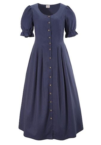 Naber Collection Trachtenkleid, mit luftigen Puffärmeln kaufen