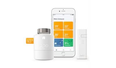 Tado Heizungsthermostat »Starter Kit V3+ inkl Bridge« kaufen