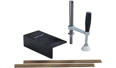 SJÖBERGS Werkzeug - Zubehör - Set »Scandi Hobelbank«, Edelstahl/Kork kaufen