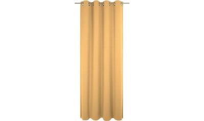 Vorhang, »Graphic Ventus«, Adam, Ösen 1 Stück kaufen