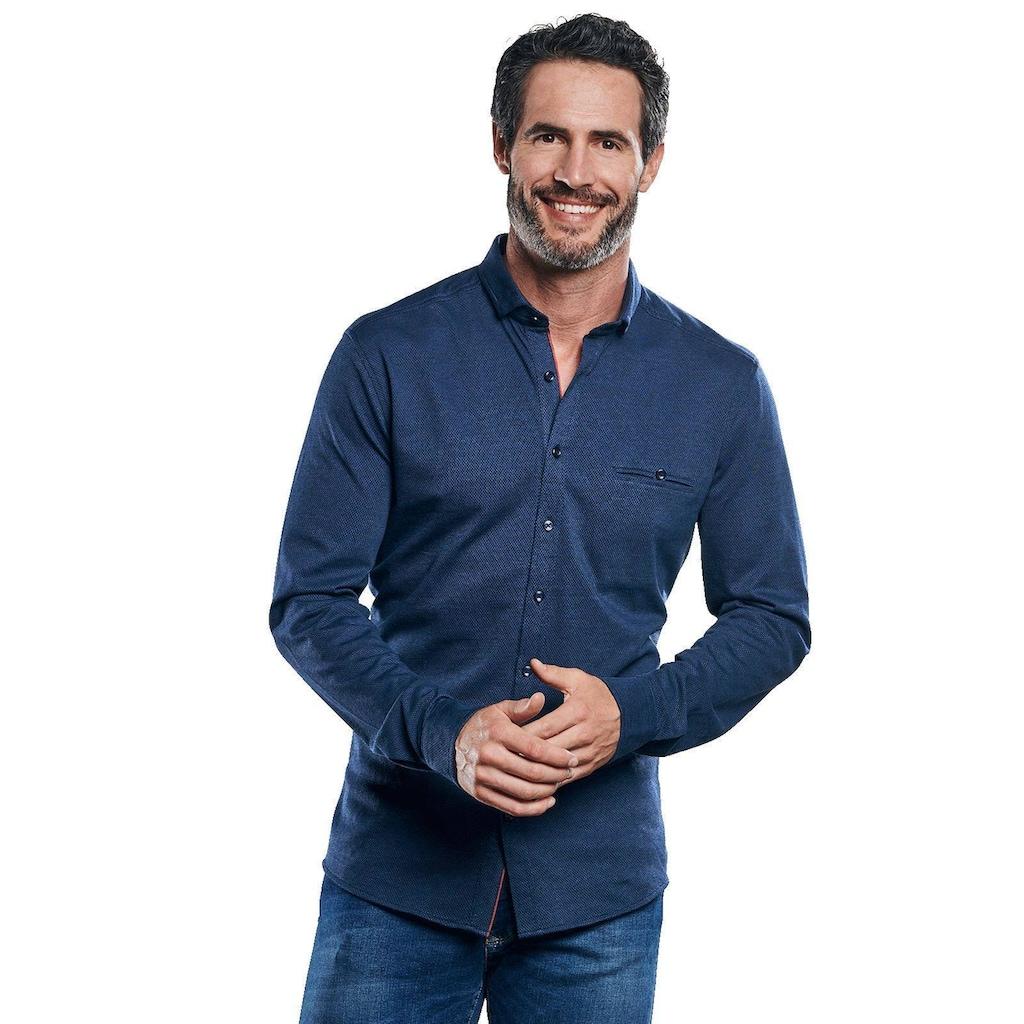Engbers Kombifreundliches Baumwollhemd