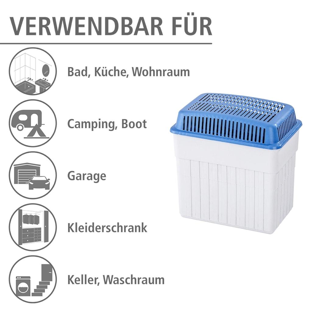 WENKO Luftentfeuchter »Feuchtigkeitskiller«, ausreichend für 4,7 l Flüssigkeit