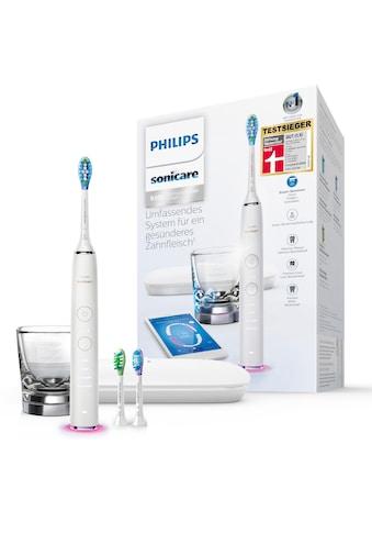 Philips Sonicare Elektrische Zahnbürste »HX9903/03«, 3 St. Aufsteckbürsten,... kaufen