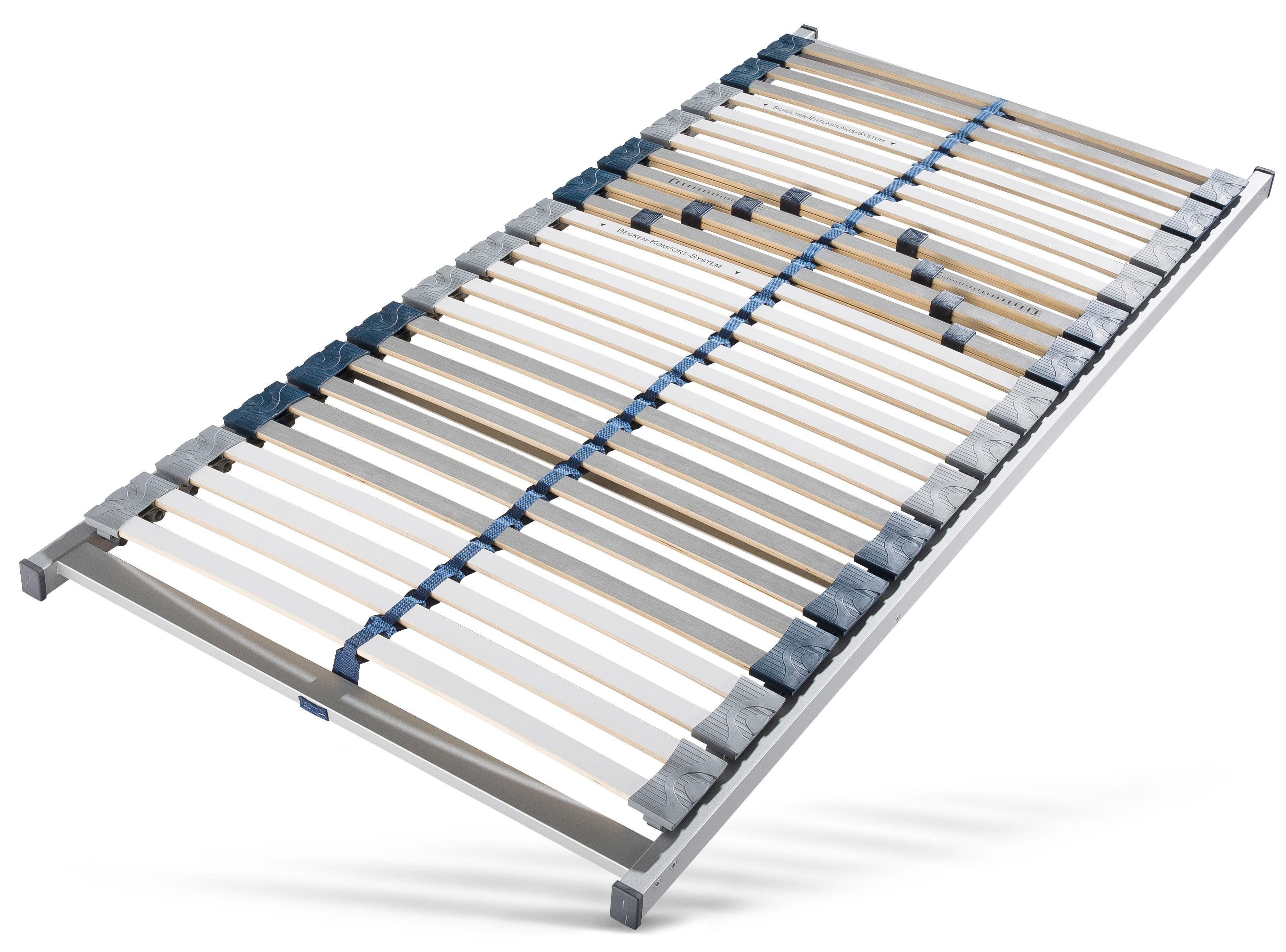 Lattenrost Perfekta 200 Beco Kopfteil nicht verstellbar | Schlafzimmer > Lattenroste > Unverstellbare Lattenroste | Beco