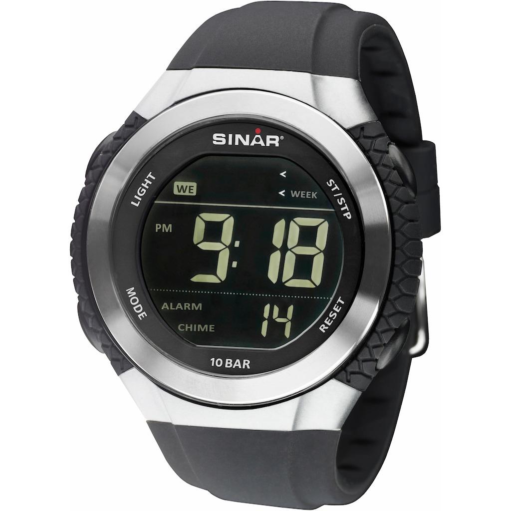 SINAR Chronograph »XM-21-19«