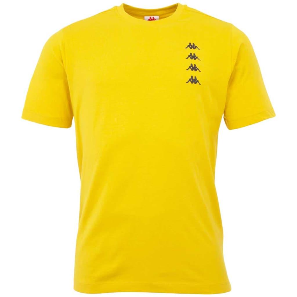 Kappa T-Shirt »AUTHENTIC GEWORG«, mit modischem Logoprint auf der Front<br />