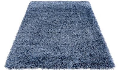 my home Hochflor-Teppich »Amadeo«, rechteckig, 73 mm Höhe, besonders langer Flor,... kaufen