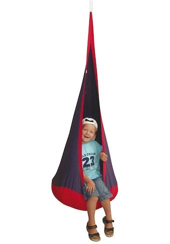 roba® Hängehöhle »Hängesack«, mit aufblasbarem Sitzkissen, Durchmesser 70 cm kaufen