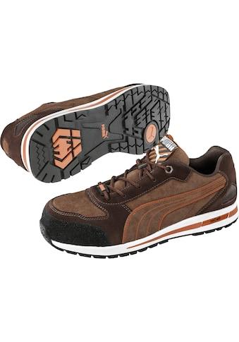 PUMA Sicherheitsschuh »Barani Low«, Sandale, Sicherheitsklasse S1P kaufen