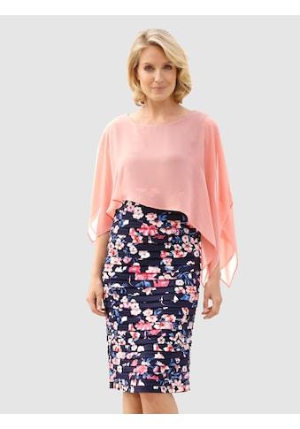 Paola Kleid mit schönen Blumendruck kaufen