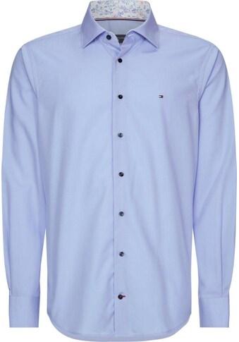 Tommy Hilfiger TAILORED Businesshemd »POPLIN CLASSIC SHIRT REGULAR« kaufen