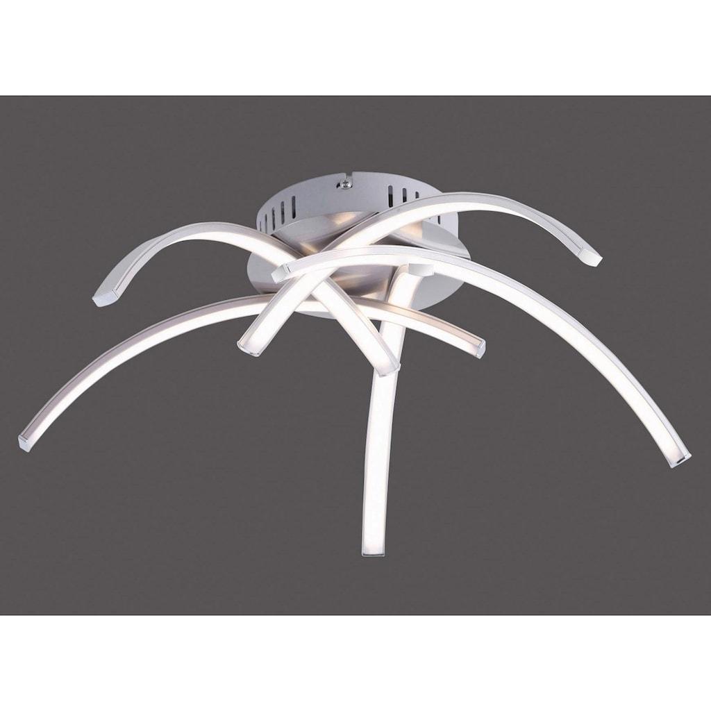 Leuchten Direkt Deckenleuchte »VALERIE«, LED-Board, Warmweiß, inklusive festverbautem LED-Leuchtmittel 3000 Kelvin