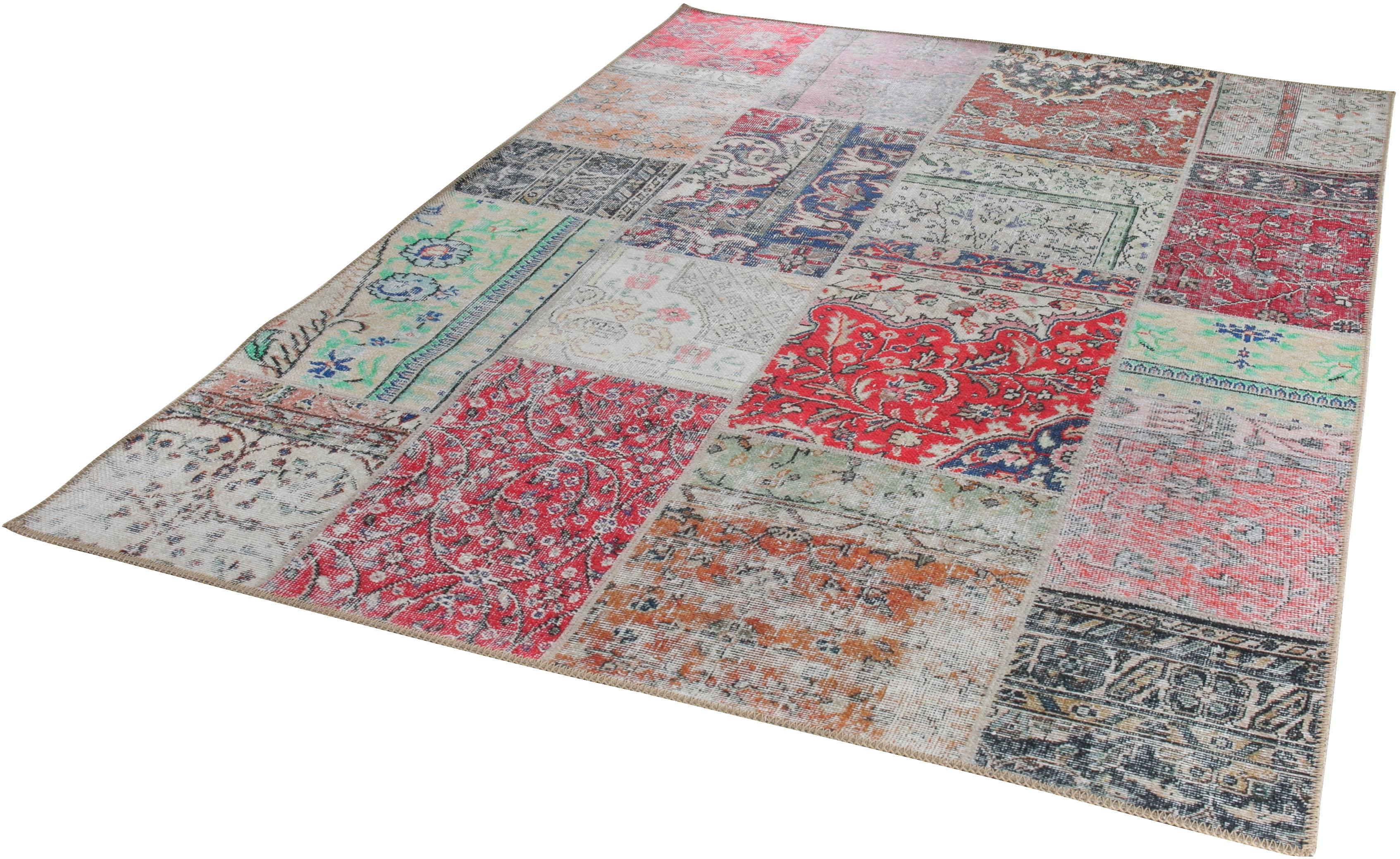 Teppich Essenza LUXOR living rechteckig Höhe 4 mm handgewebt