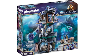 Playmobil® Konstruktions-Spielset »Violet Vale - Zaubererturm (70745), Novelmore«,... kaufen