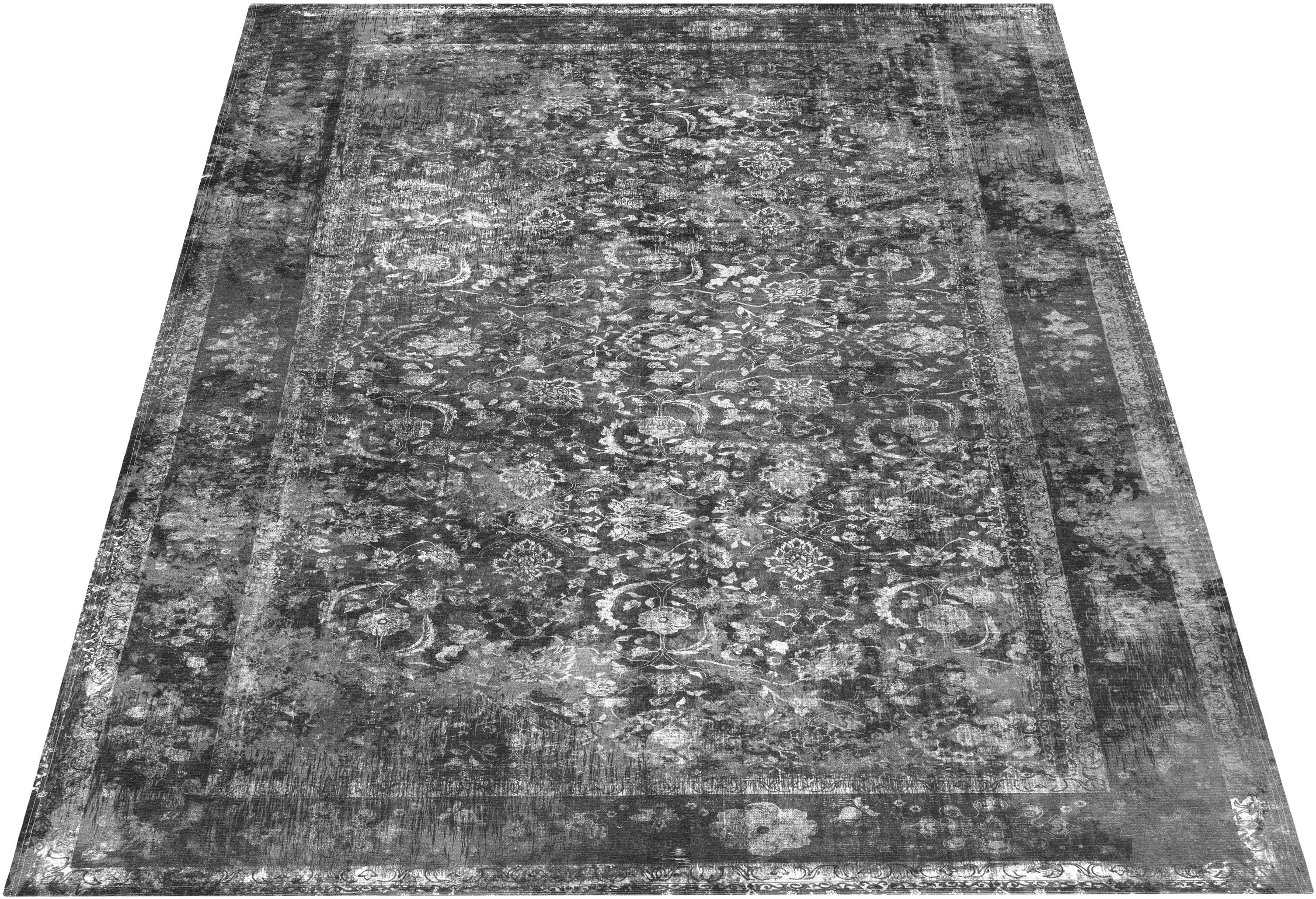 Teppich Everly Bruno Banani rechteckig Höhe 9 mm maschinell gewebt