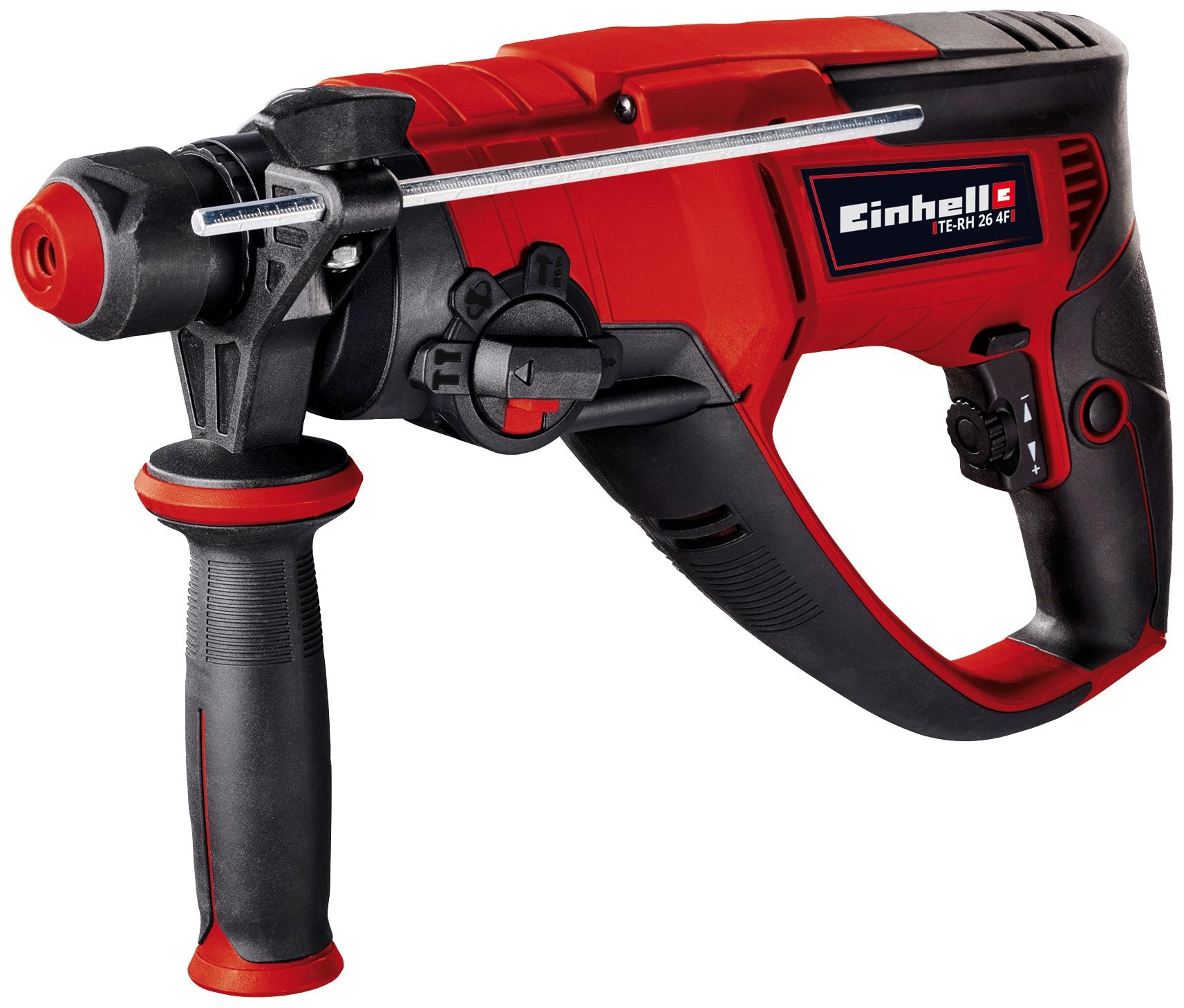 Einhell Bohrhammer TE-RH 26 4F rot Bohrmaschinen Werkzeug Maschinen
