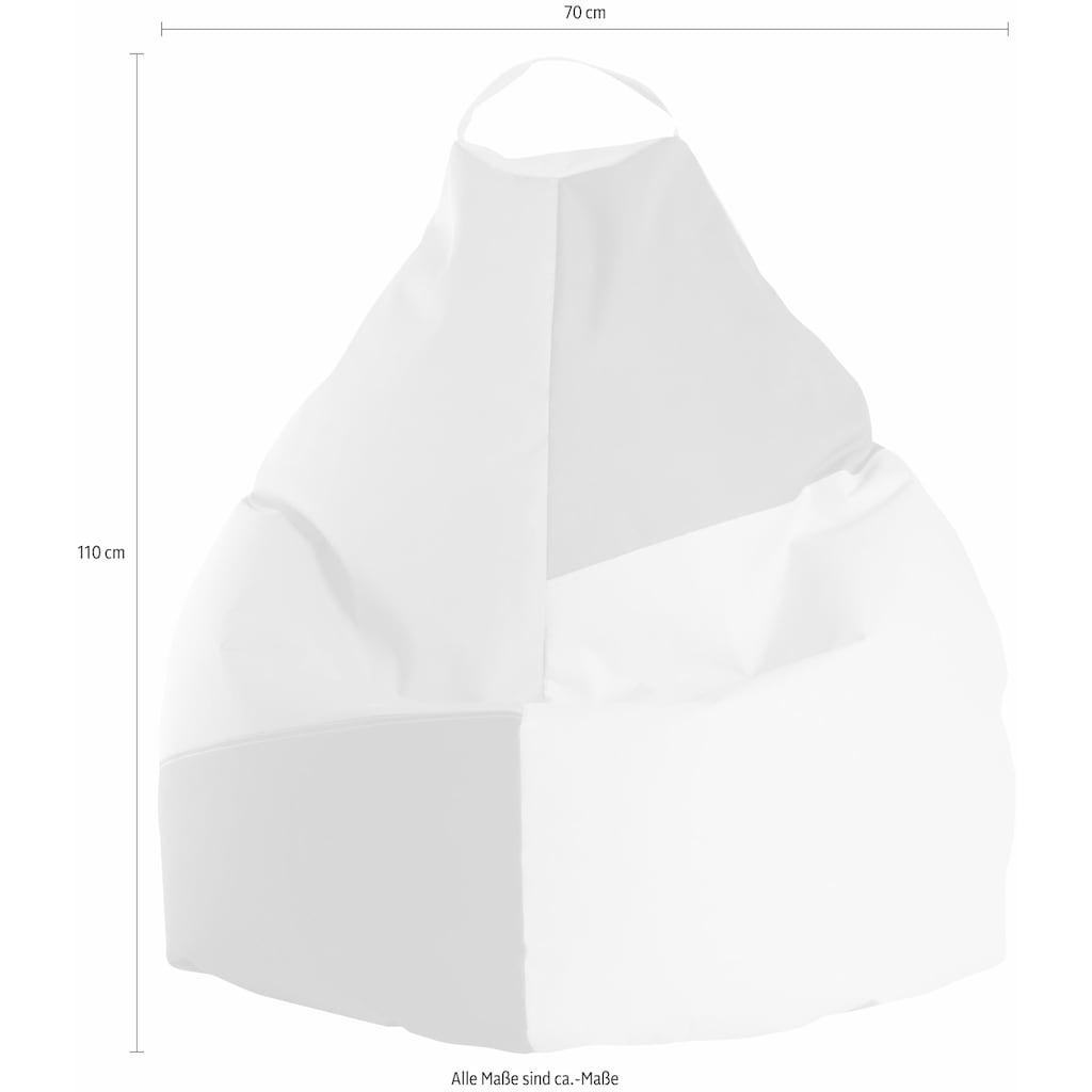 Sitting Point Sitzsack »Harlekin XL«