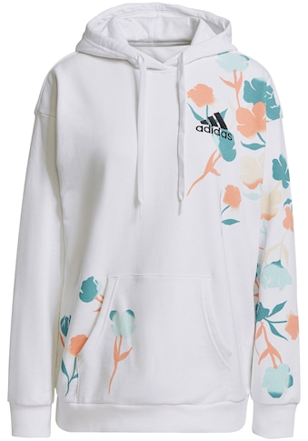 adidas Performance Kapuzensweatshirt »FLORAL HOODIE« kaufen